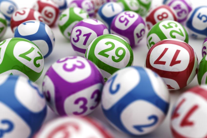 bolas de loterias